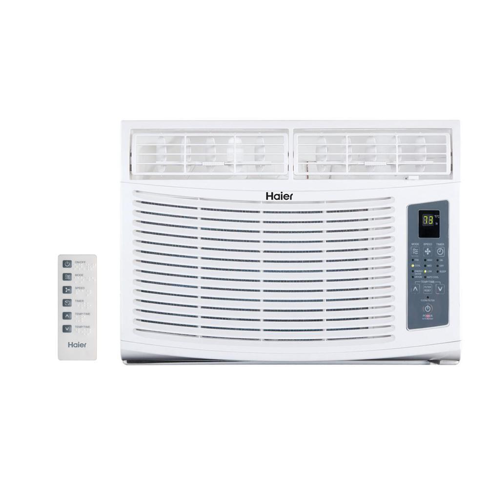 Haier 12,000 BTU High Efficiency Window Air Conditioner with Remote