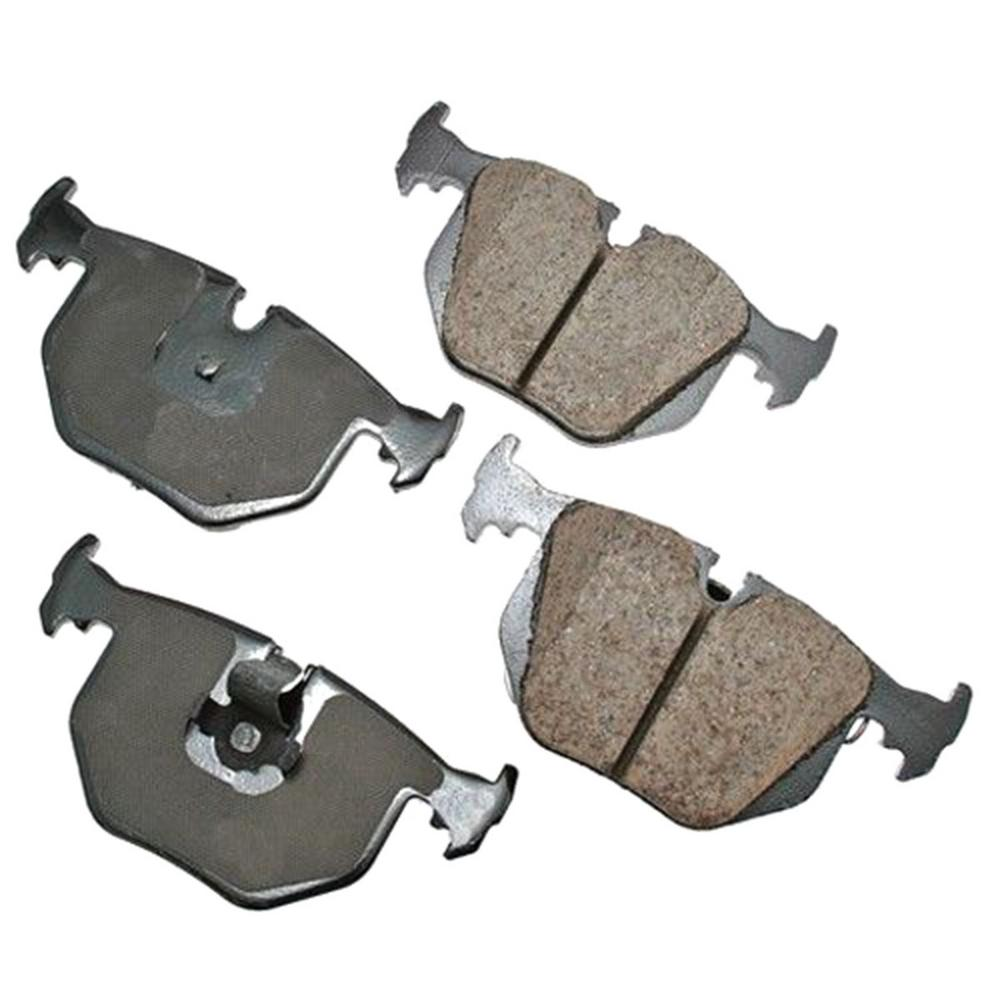 REAR CERAMIC BRAKE PADS FOR BMW M3 2001 2002 2003 2004 2005 2006 D683
