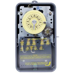Intermatic T1400 Series 40-Amp 24-Hour Mechanical Time Switch with Skipper and... by Intermatic