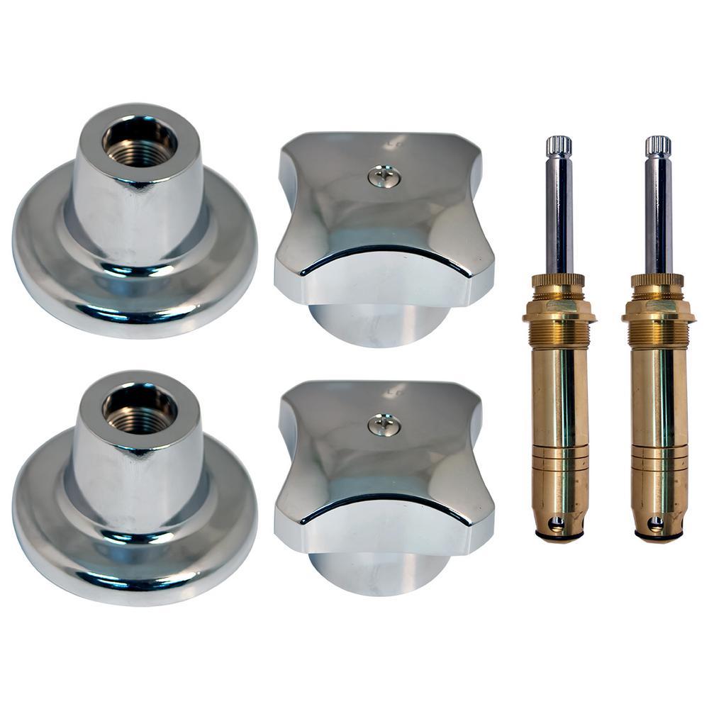 Lincoln Products Tub And Shower Rebuild Kit For Kohler 2 Handle