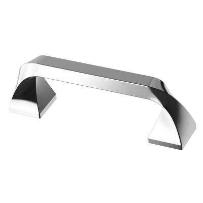 Everly 3 in. (76mm) Center-to-Center Polished Chrome Drawer Pull