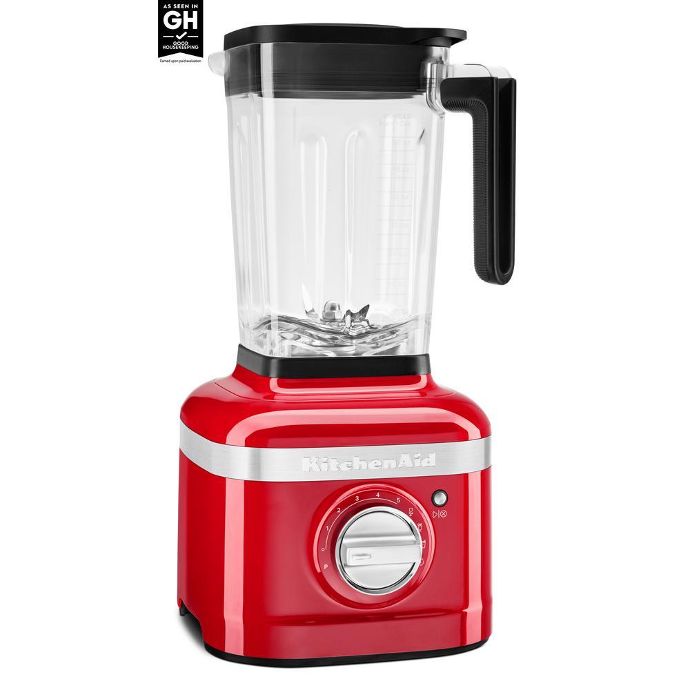 K400 56 oz. 5-Speed Passion Red Blender