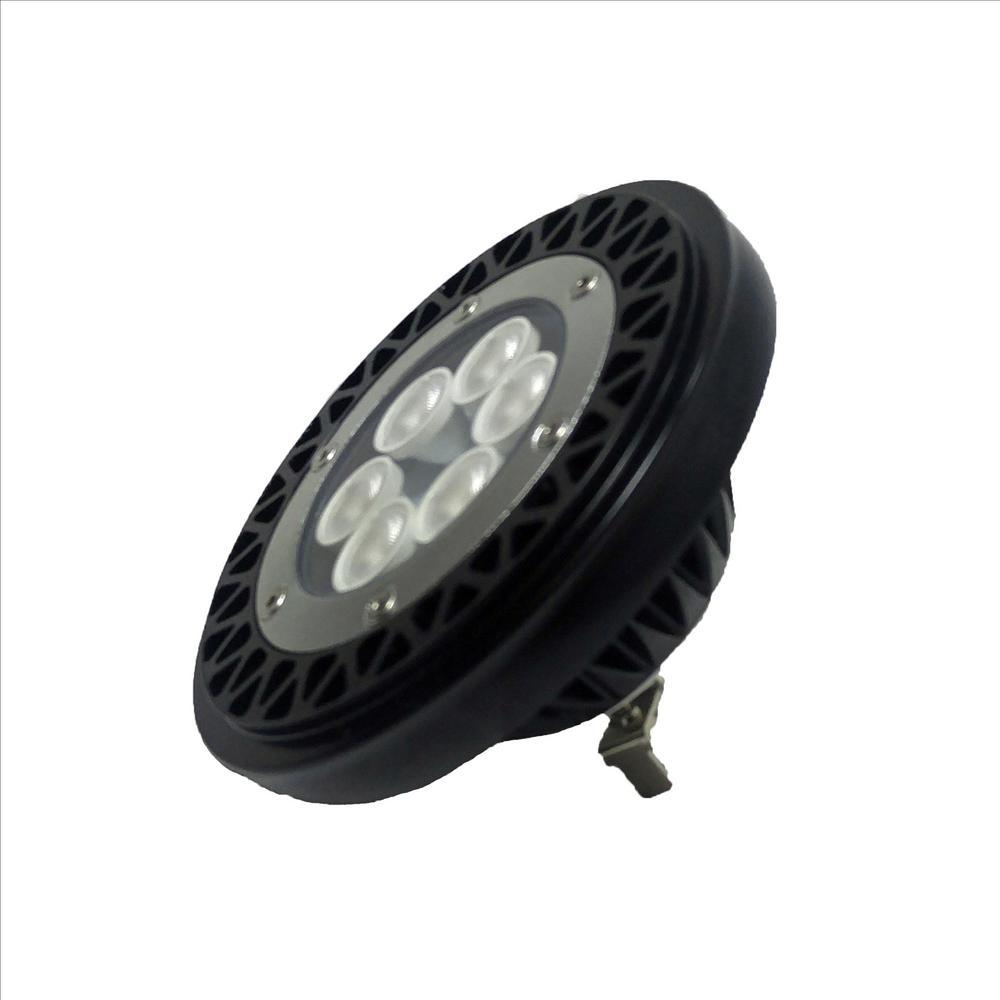 50-Watt Equivalent 35-Degree 2700K PAR36 Dimmable 12-Volt LED Light Bulb Warm White