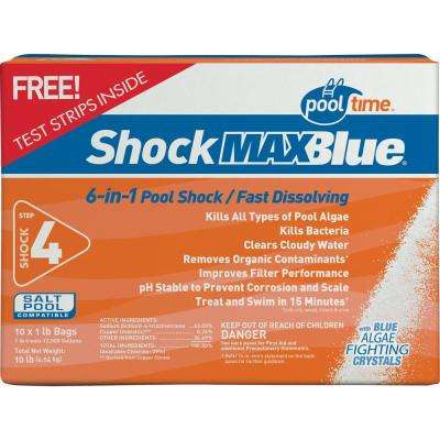 1 lb. Shock MAXBlue with TestStrips (10-Pack)