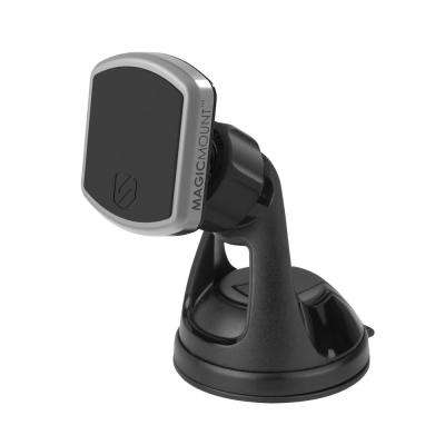 Low Profile Magnetic Window and Dash Mount