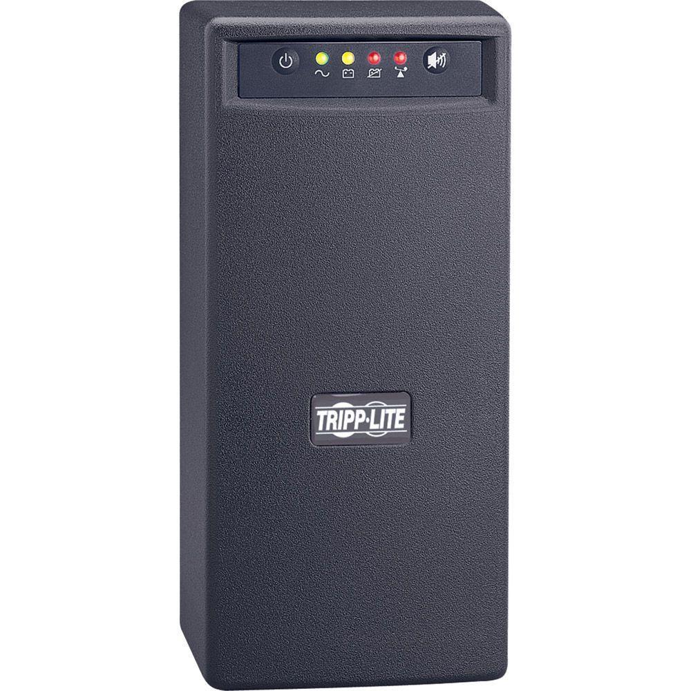1000VA 500-Watt UPS Battery Back Up Tower AVR 120-Volt USB RJ45