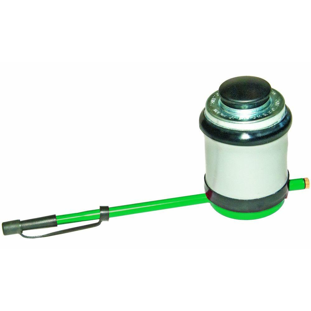 Insecticidal Duster with Green Powder Coat Finish for Boric Acid or