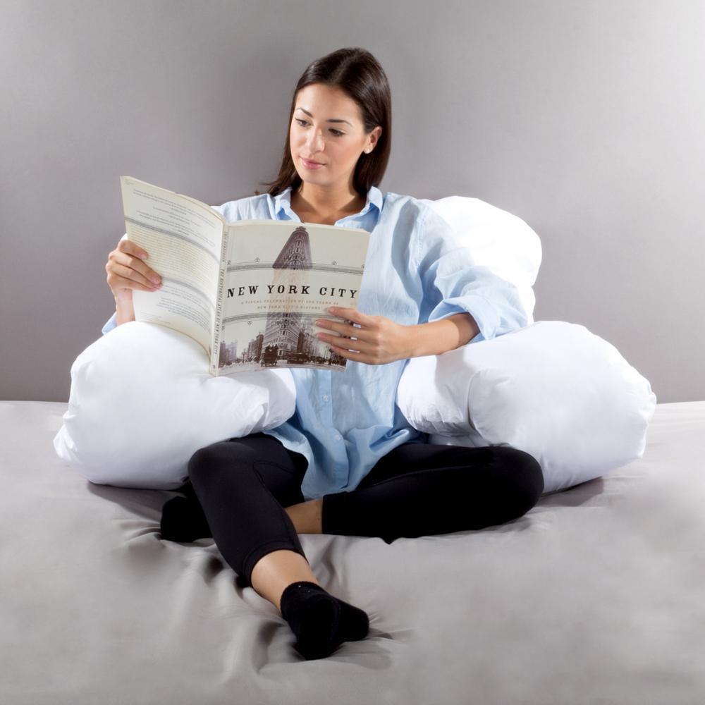 Down Alternative Jumbo Pillow