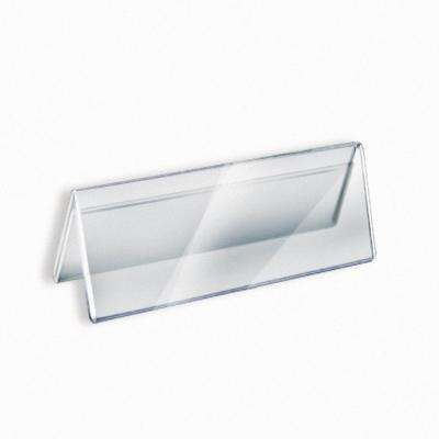 8.5 in. x 3 in. Two Sided Nameplate (10-Pack)