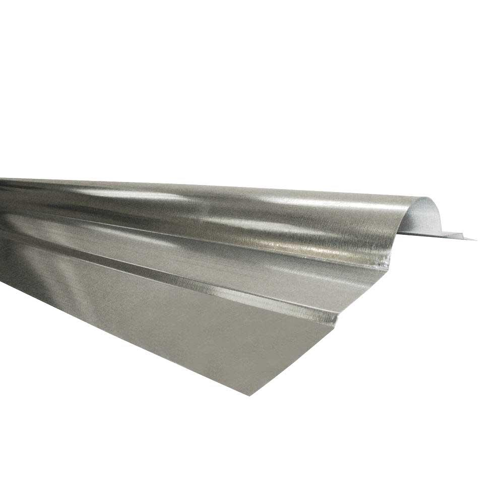 Gibraltar Building Products 11 7 8 In X 10 Ft Galvanized