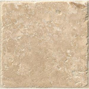 Msi Chiaro 4 In X Tumbled Travertine Floor And Wall Tile 1 Sq Ft Case Thdw3 T Ch4x4t The Home Depot