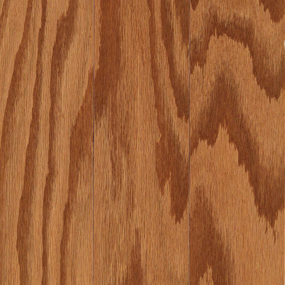 Mohawk Ardale Oak Honey 1/2 in. Thick x 4 in. Wide x Random Length UNICLIC Engineered Hardwood Flooring (19.5 sq. ft. / case)