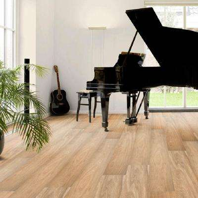 Centra Oak 35/64 in. Thick x 7-7/16 in. Wide x 73-15/64 in. Length Engineered Hardwood Flooring (22.70 sq. ft./case)