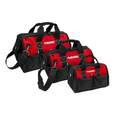 3-Piece Tool Bag Combo (12 in., 15 in. and 18 in.)