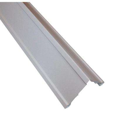 Corner Pro Clip on Vinyl Siding Corners 5.5 in. x 5.5 in. x 240 in. White Outside Corner Posts