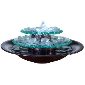 Water Wonders Bluworld Moonlight Table Top Fountain-WWMLDG ...