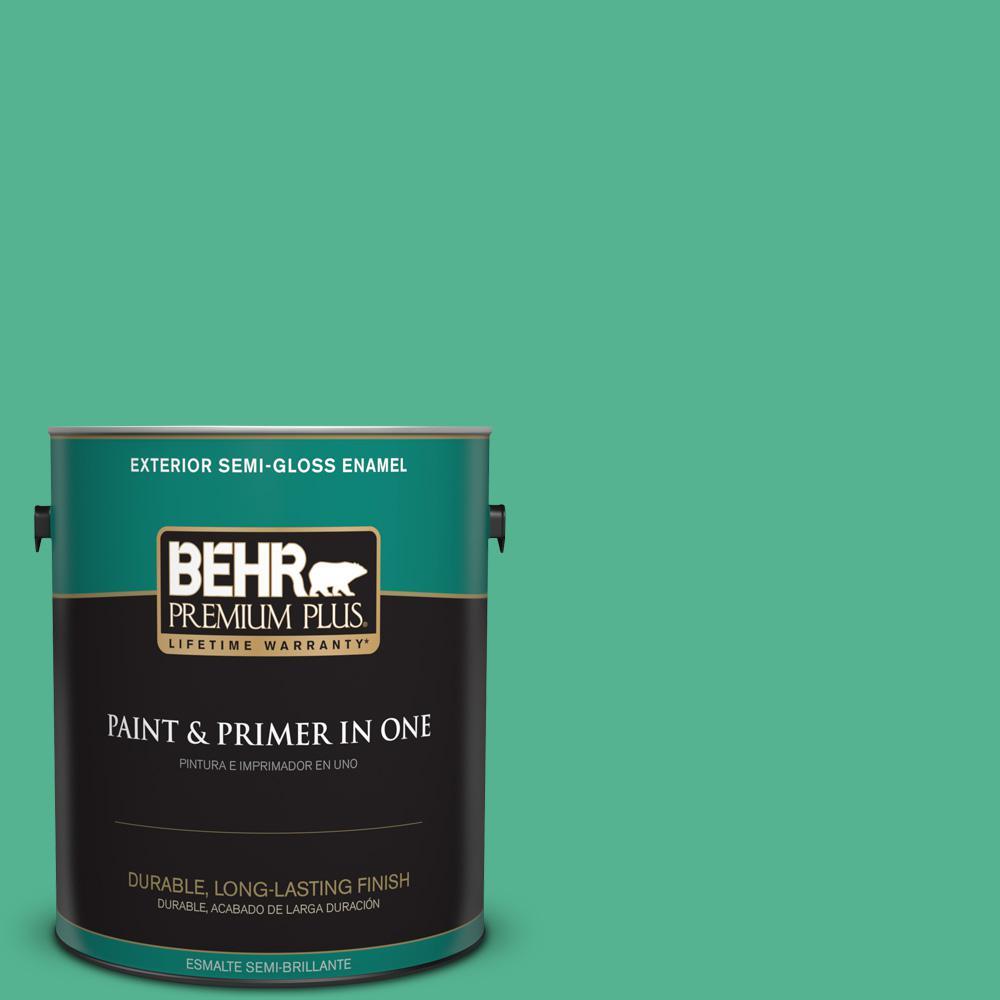 Greens - Exterior Paint - Paint Colors - Paint - The Home Depot