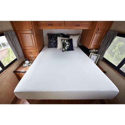 Ultima Comfort 8 in. Short Queen Memory Foam RV Mattress