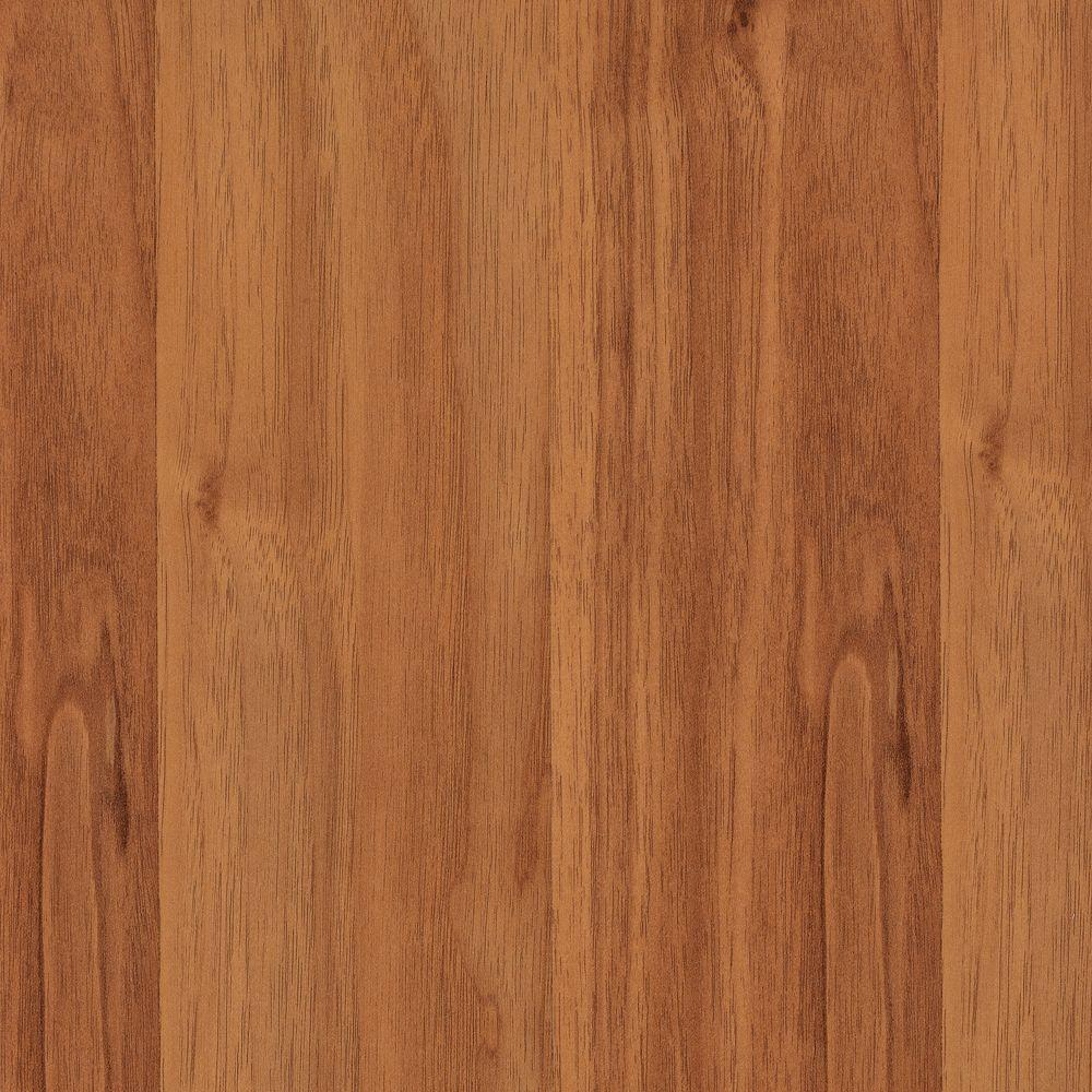 Mohawk Brentmore Caramel Walnut Hardwood Flooring - 5 in. x 7 in. Take Home Sample