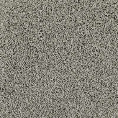 Ashcraft II - Color Sea Vista Texture 12 ft. Carpet
