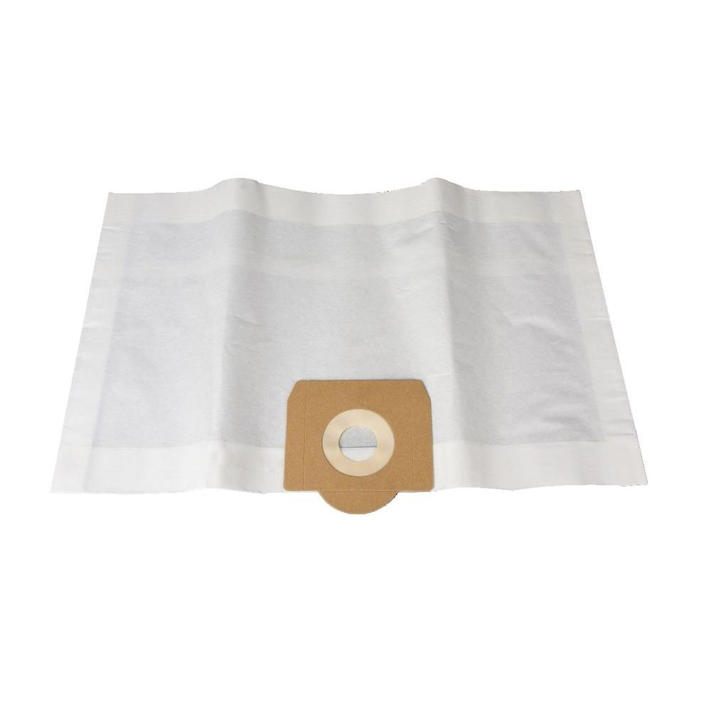 Paper Dust Filters in White (5-Pack)