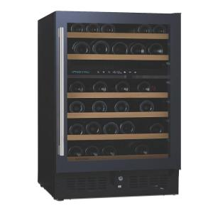 Wine Enthusiast N'FINITY PRO S 46-Bottle 23.75 inch Dual Zone Wine Cellar by Wine Enthusiast