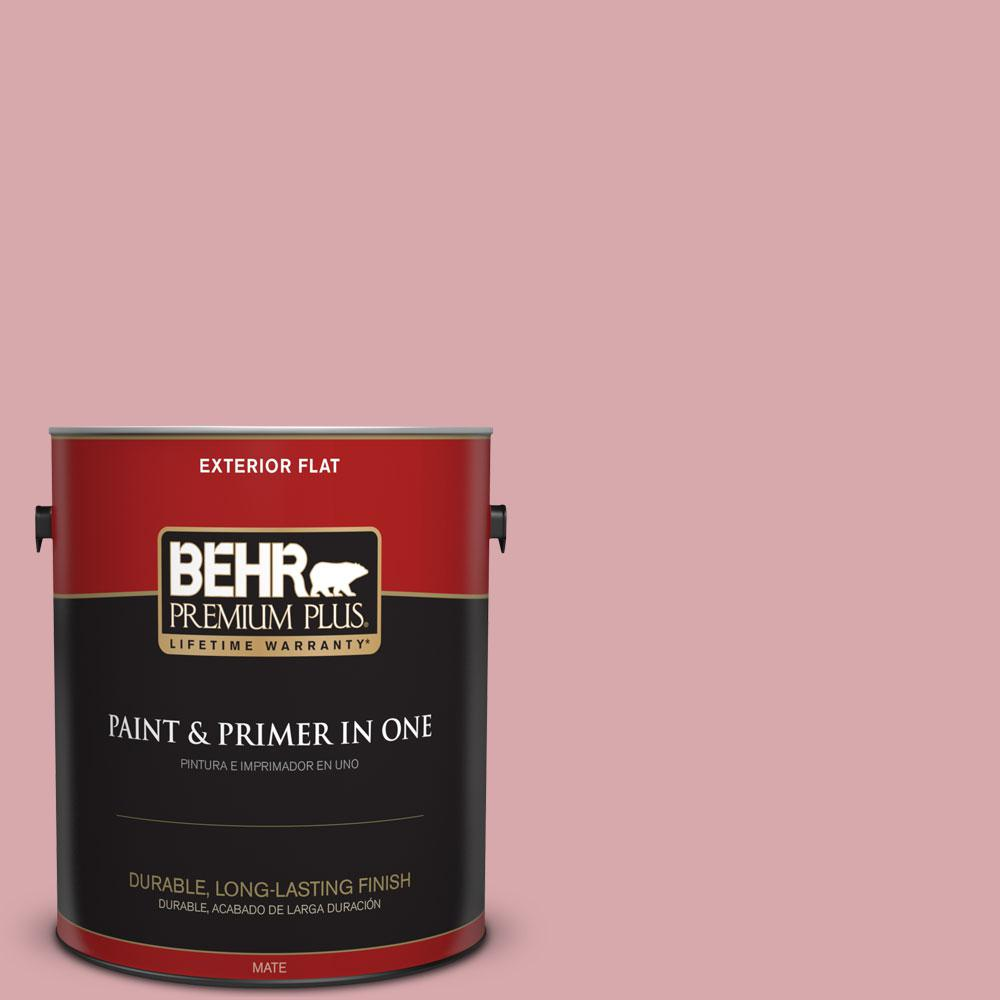 1-gal. #S140-3 Berry Crush Flat Exterior Paint