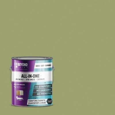 1 gal. Sage Furniture, Cabinets, Countertops and More Multi-Surface All-in-One Interior/Exterior Refinishing Paint