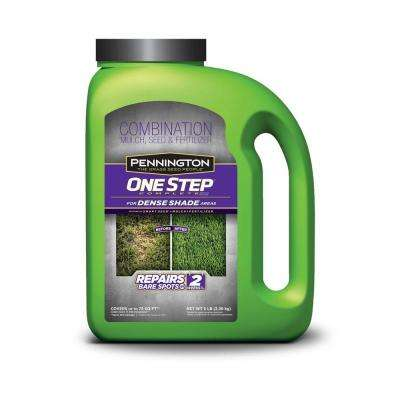 5 lb. One Step Complete for Dense Shade Areas with Smart Seed, Mulch, Fertilizer Mix