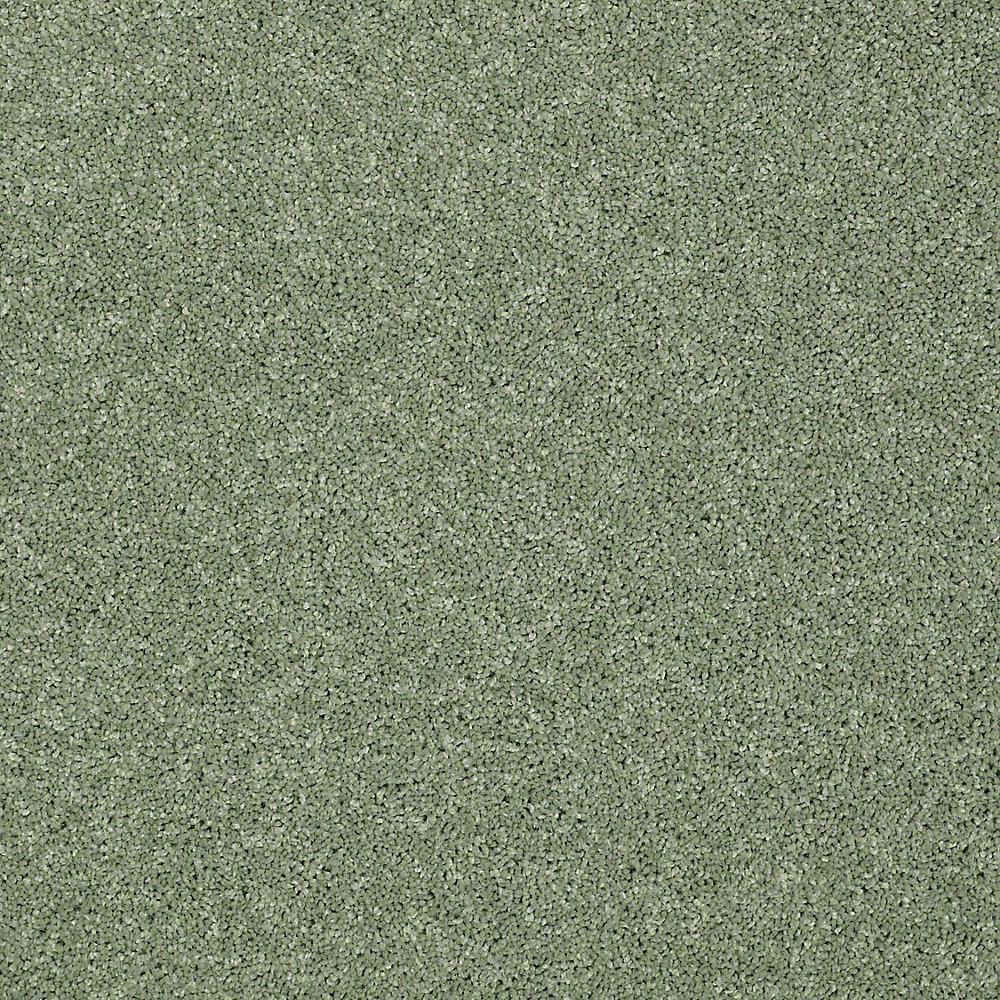 Carpet Sample - Slingshot II - In Color Spring Mint 8 in. x 8 in.