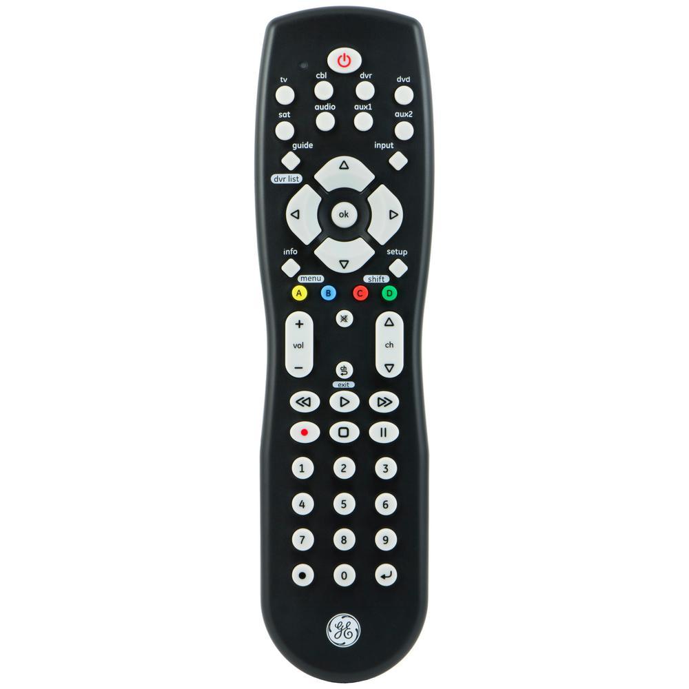 8-Device Universal Remote Control