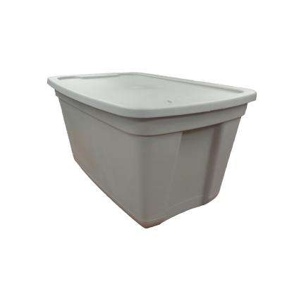20 Gal. Storage Tote in Grey