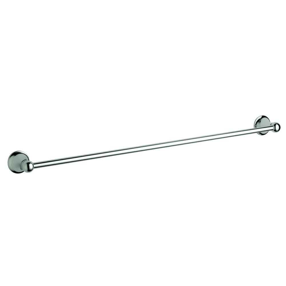Seabury 24 in. Towel Bar in Chrome