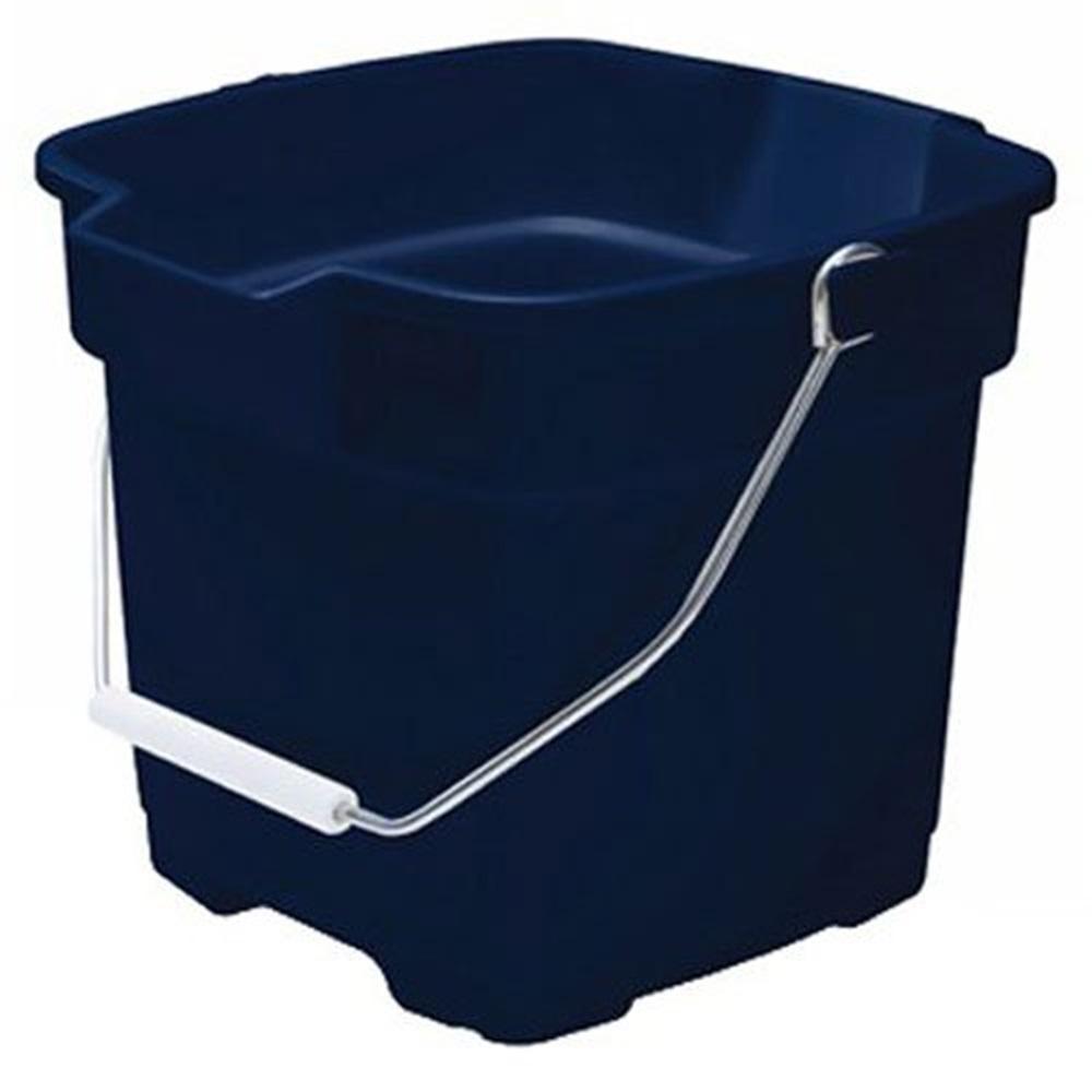 Rubbermaid Roughneck 3-3/4 Gal. Royal Blue Plastic Bucket