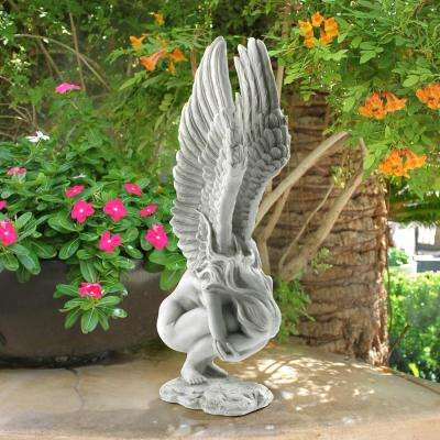 15 in. H Remembrance and Redemption Angel Medium Sculpture