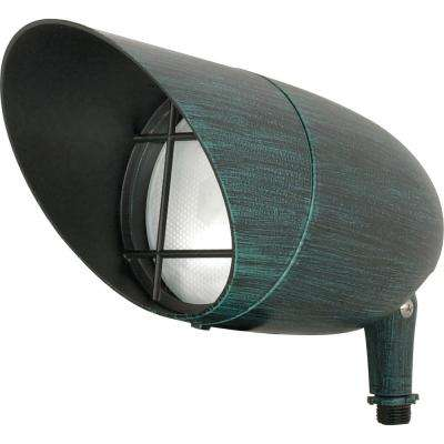 150-Watt Antique Verdi Outdoor Area Light