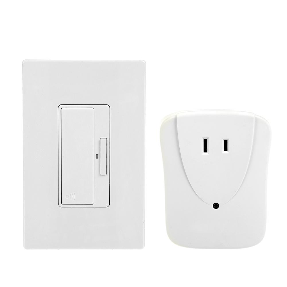 Eaton Z-Wave Anyplace Kit (RF9575DW Decorator Switch and ...