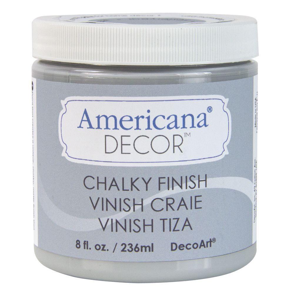 Americana Decor 8 oz. Yesteryear Chalky Finish