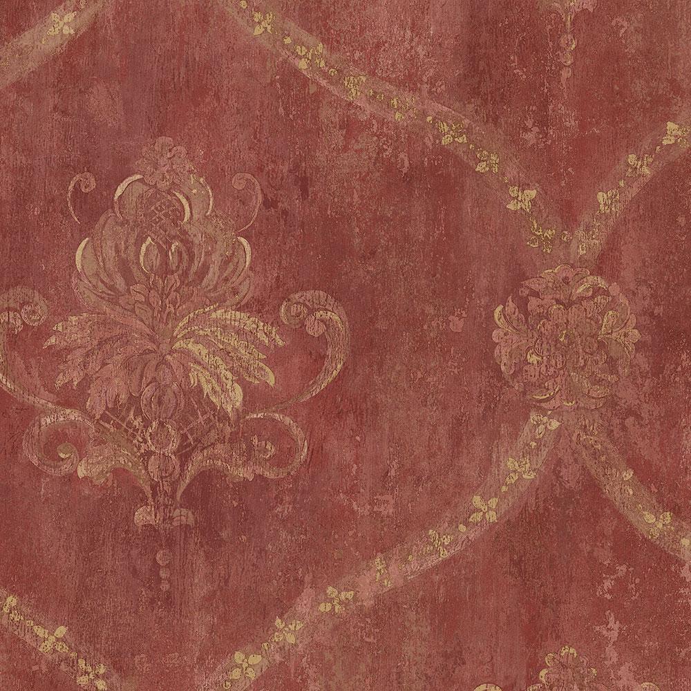 Regal Damask Wallpaper