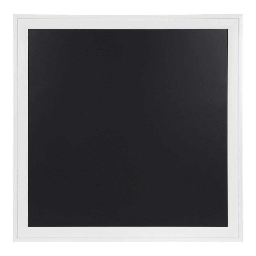 Bosc White Chalkboard Memo Board
