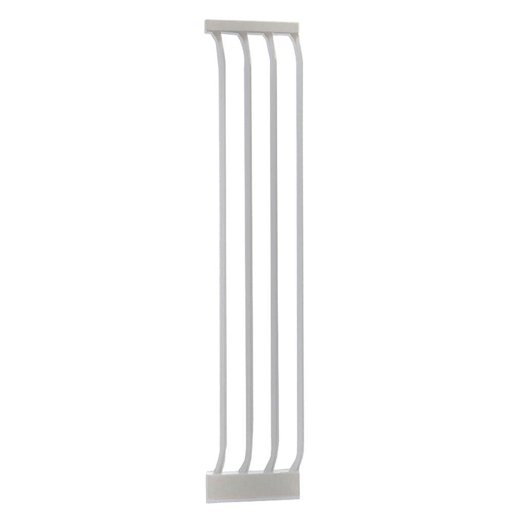 Dreambaby 10 5 In Gate Extension For White Chelsea Extra Tall Child
