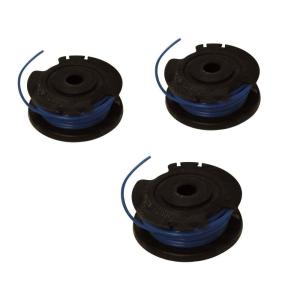 Toro 0.065 inch Replacement Spool for 12 inch 20/24-Volt Trimmers (3-Pack) by Toro