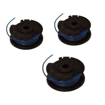 0.065 in. Replacement Spool for 12 in. 20/24-Volt Trimmers (3-Pack)