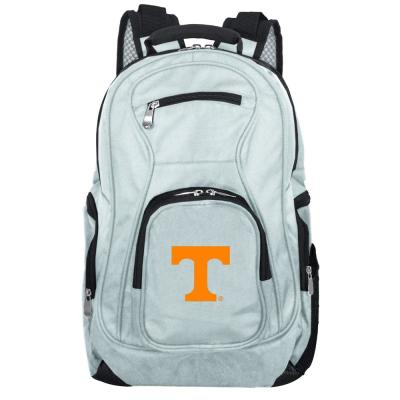 NCAA Tennessee Vols 19 in. Gray Laptop Backpack