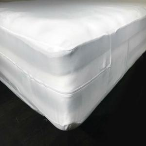 Hygea Natural Bed Bug, Non-Woven, and Water Resistant Queen Mattress Or Box Spring Cover