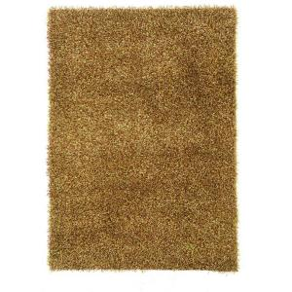 confetti grass green and brown 5 ft x 7 ft area rug linon home decor - Linon Home Decor