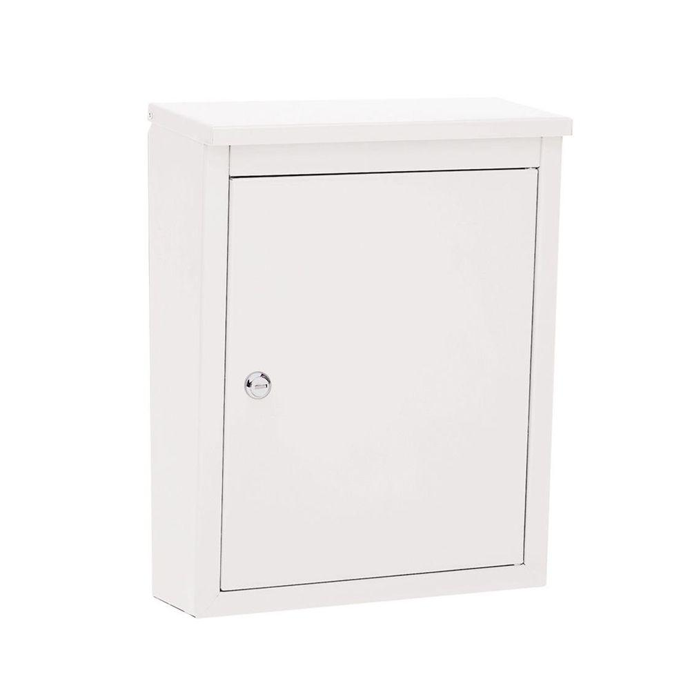 Architectural Mailboxes Soho Wall Mount Security Locking