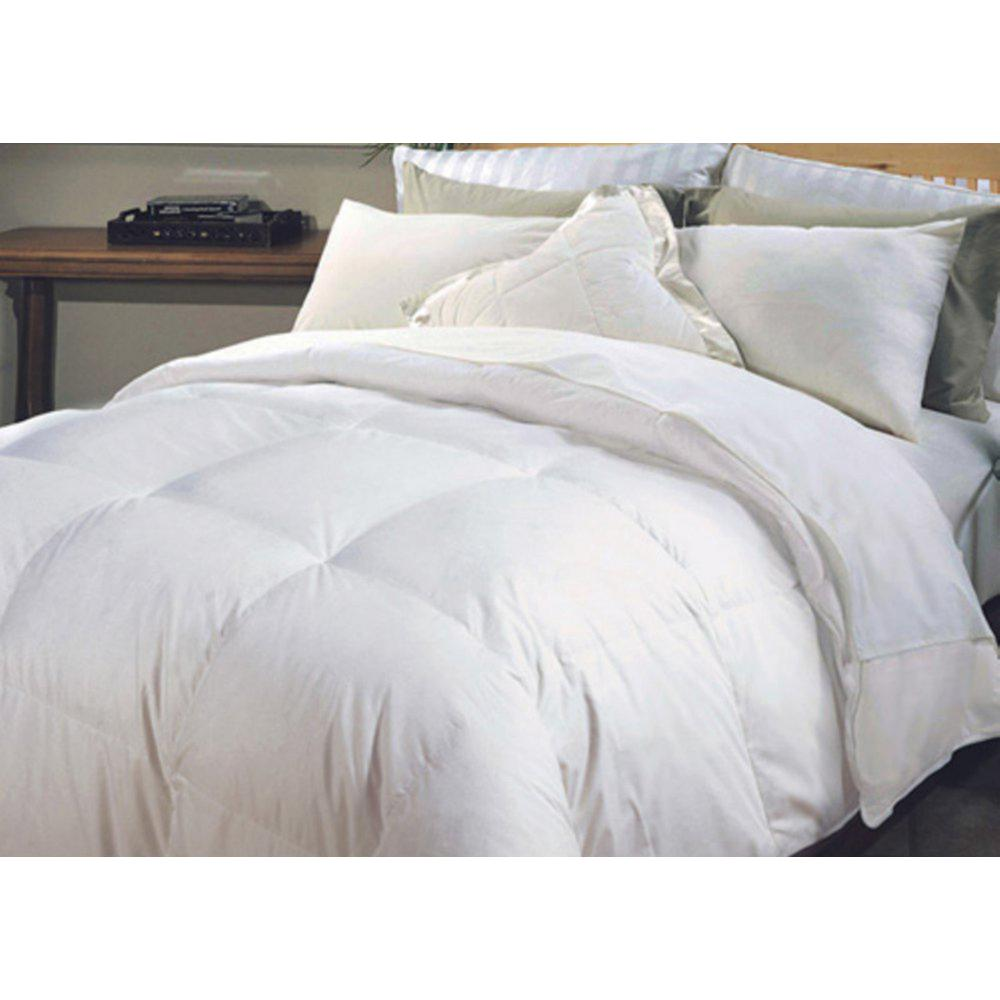 Blue Ridge Hungarian White Goose Down King Comforter