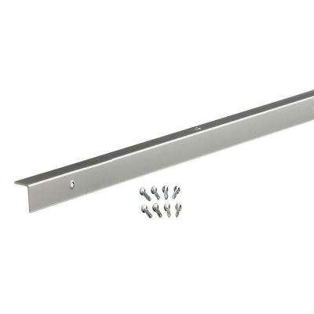 96 in. Decorative Aluminum Inside Corner A773 in Anodized
