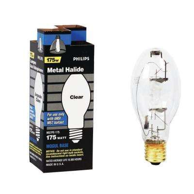 175-Watt BD17 Switch Start Metal Halide High Intensity Discharge HID Light Bulb